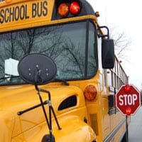 Baltimore Car Accident Lawyers school bus safety and negligent drivers.