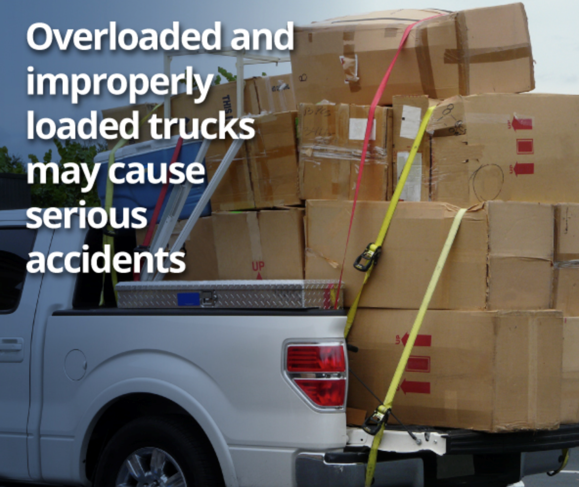 Baltimore Truck Accident Lawyers Provide Information on Overloaded & Improperly Loaded Trucks